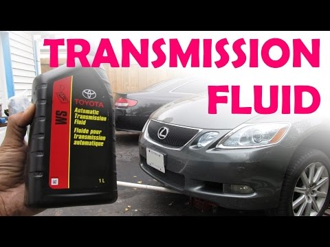 Transmission Fluid Replacement : 8 Steps (with Pictures)