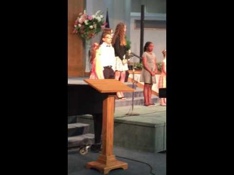 Boise Valley Adventist School BVAS Program May 21 2016