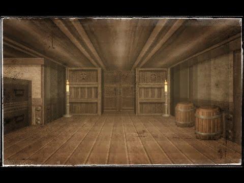 Haunted Mansion - Raycasting Javascript Game Engine Demo