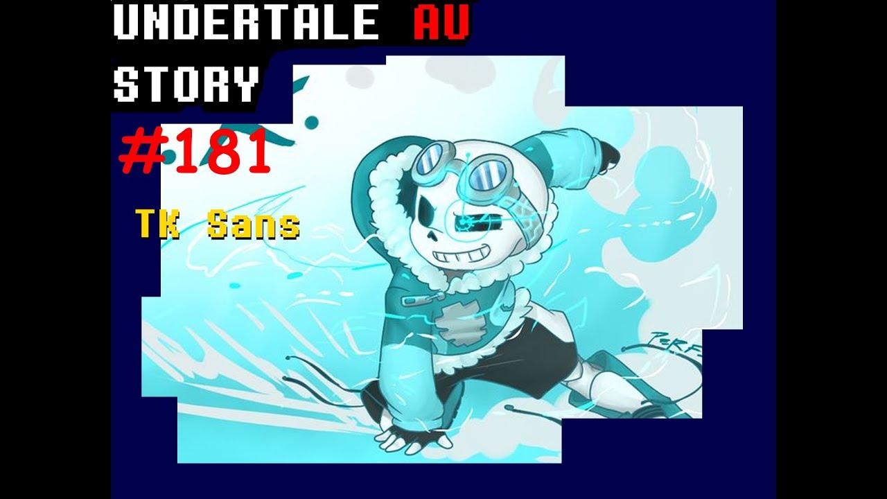 Undertale au story QuantumTale AU TK sans  #181 byMe