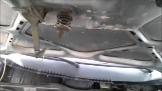 Замена масла в коробке передач на ВАЗ 2108 2115