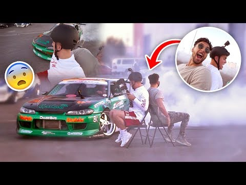 Thumbnail: SAVAGE DRIFTING MUSICAL CHAIRS GAME {WTFFFFF}