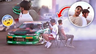 Video SAVAGE DRIFTING MUSICAL CHAIRS GAME {WTFFFFF} download MP3, 3GP, MP4, WEBM, AVI, FLV November 2017