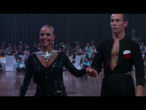 Singapore WDSF Superstars Championships Latin Final