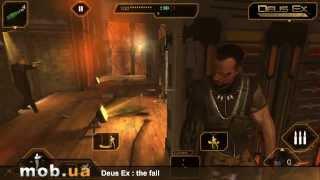 Действие игры Deus Ex The fall происходит в 2027 году Бывший наёмник Бен Саксон пытается разгадать заговор от кото