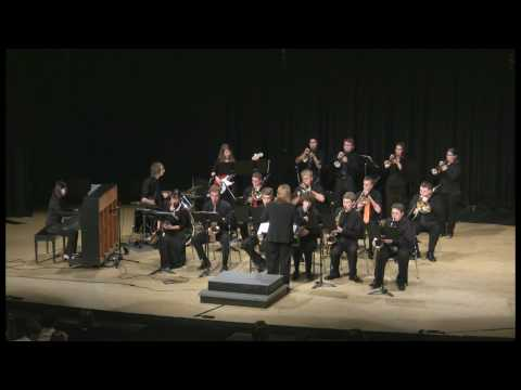 MHS Jazz Ensemble  Abracadabra