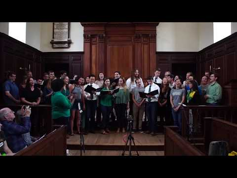 When Allen-a-Dale Went A-Hunting (Traditional) - The Christopher Wren Singers