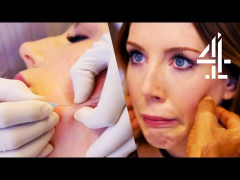 Katherine Ryan Tries Plastic Surgery  How'd You Get So Rich?