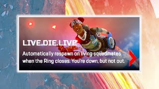 NEW Live Die Live Game Mode has Arrived, it's EXTREME! - Apex Legends