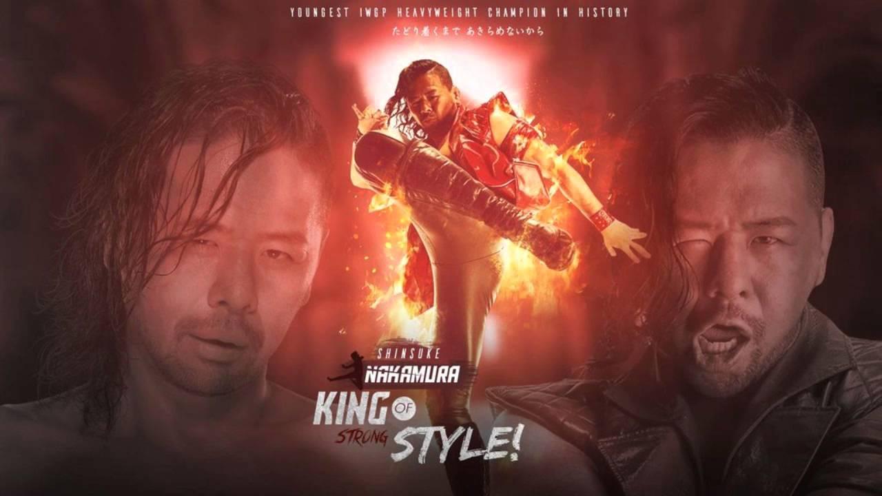 WWE | Shinsuke Nakamura Theme Song + Download Link