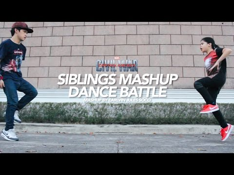 Siblings Mashup Dance Battle