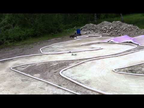 Äänekoski RcRömmi Raceway 4wd