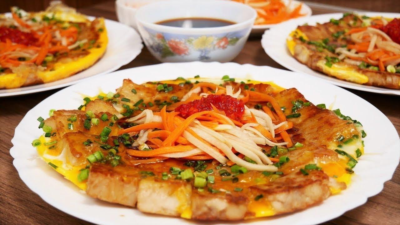 BÁNH BỘT CHIÊN KHOAI MÔN – Cách làm Bột chiên Khoai Môn Dimsum – Món ăn vặt thuở xưa by Vanh Khuyen