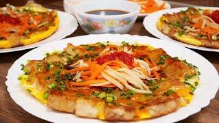 BÁNH BỘT CHIÊN KHOAI MÔN - Cách làm Bột chiên Khoai Môn Dimsum - Món ăn vặt thuở xưa by Vanh Khuyen