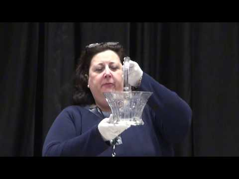 How To Tell American Brilliant Cut Glass By Dr. Lori