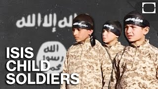 How Does ISIS Recruit Child Soldiers?