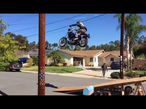 Tyler Flight's insane