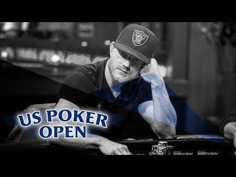 Jason Koon Folds Trips, Could You?   2018 US Poker Open   PokerGO