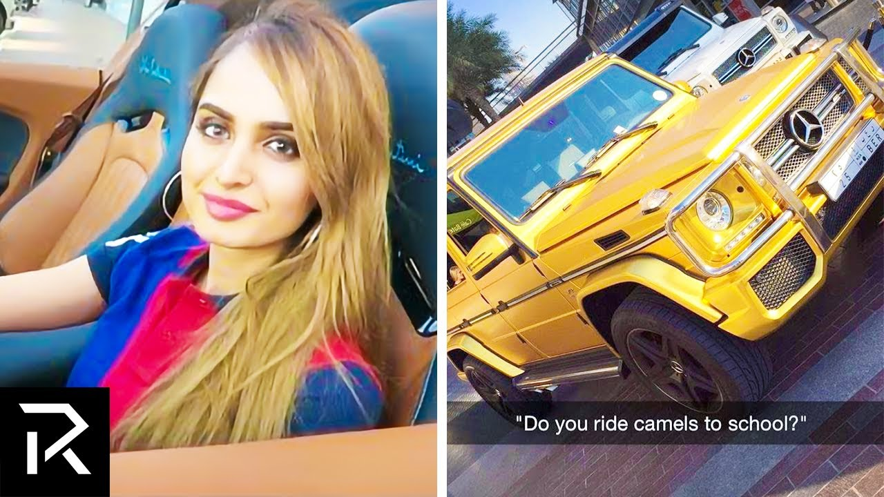 How The Rich Kids Of Iran Spend Their Millions
