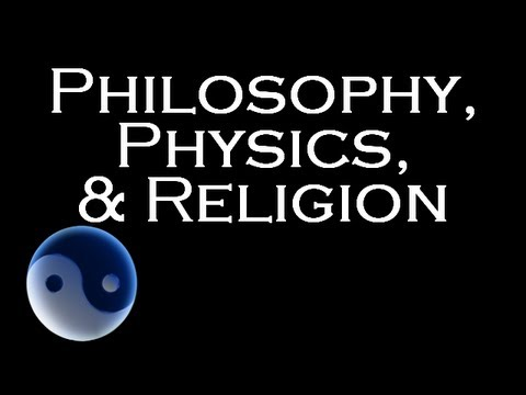 Philosophy, Physics, & Religion - Dual Commentary with AegisMU