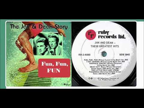 Jan & Dean - Fun Fun Fun (Vinyl)