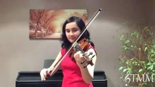 Manuhe Manuhar Babe Violin Cover | Triple M Music