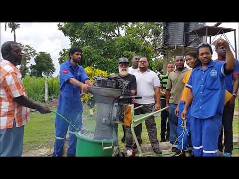 Empowerment through Skills and Capacity Building in Fishing Communities (Boat Engine Repair)