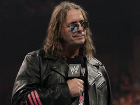 Raw: Bret Hart takes control as Raw General Manager