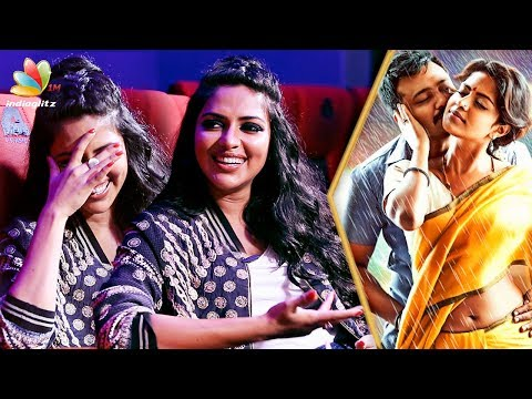 Reason behind the bold, sexual poster : Amala Paul Interview | Thiruttu Payaley 2
