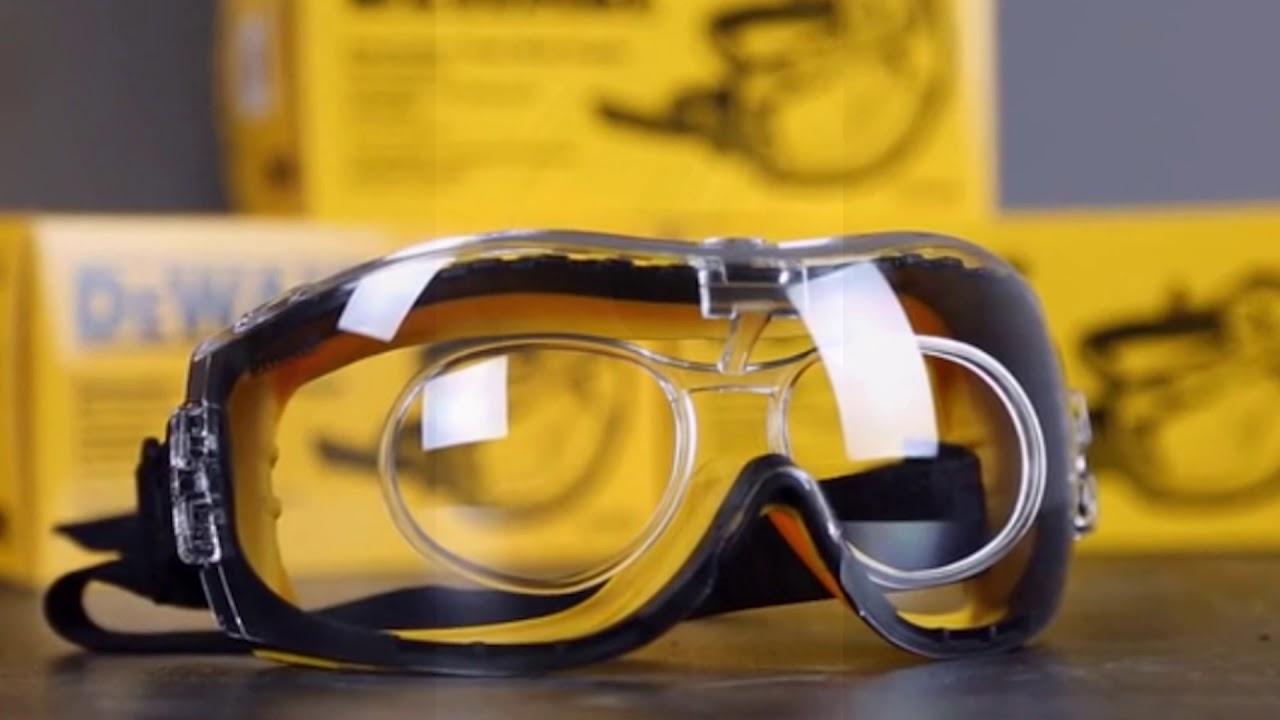29788f4e5ad DEWALT DPG82-11 Concealer Clear Anti-Fog Dual Mold Safety Goggle Customer  Review