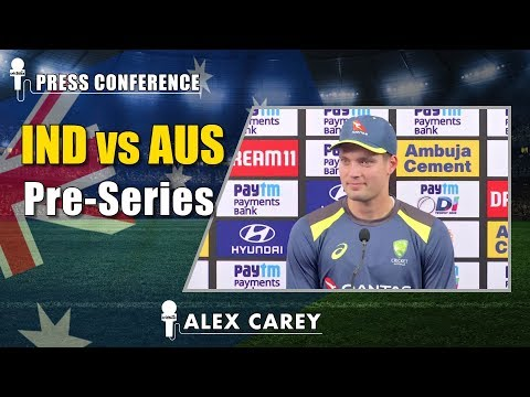 Aspire To Finish Games Like Dhoni Did For India - Alex Carey