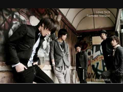 F.T. Island- Love Sick (female version)