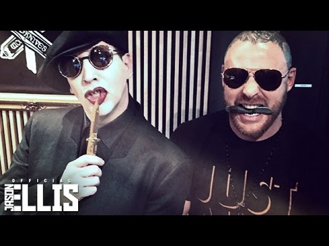 Jason Ellis x Marilyn Manson