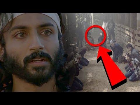 Siddiq BETRAYED The Survivors Theory Explained! The Walking Dead Season 9 Theory