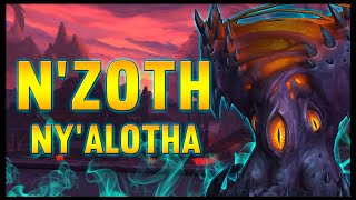 N'zoth the Corruptor - Ny'alotha, The Waking City - 8.3 PTR - FATBOSS