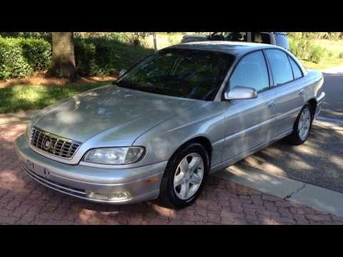 2000 Cadillac Catera - View our current inventory at FortMyersWA.com