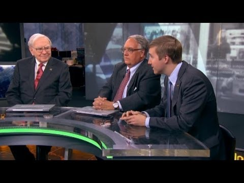 Three Generations of Buffett: We're the Lucky Ones