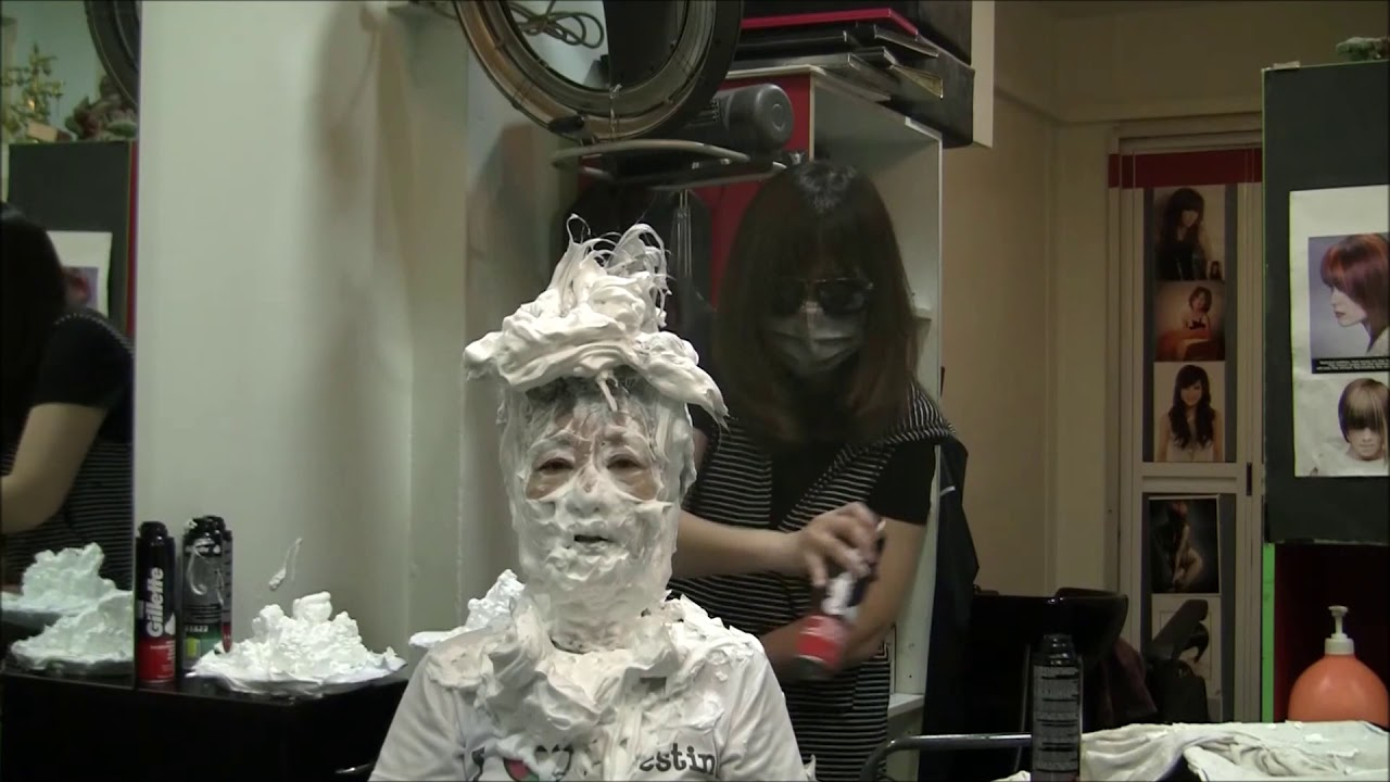 Mysterious Lady's Final Punishment of Miss Pieface Singapore