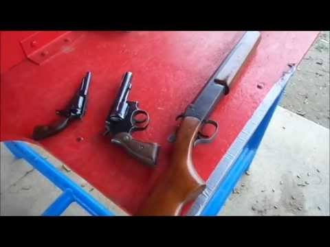 Shooting the Winchester Model 37 16 gauge Shotgun