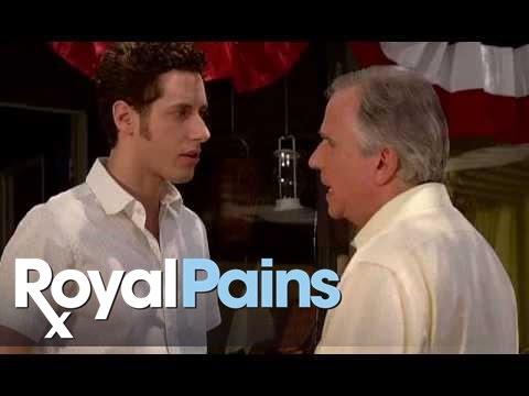 """Download Royal Pains - """"In Vino Veritas"""" Scene 1 - 7/15"""
