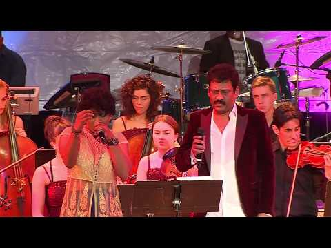 RG ACADEMY ORCHESTRA LONDON  Live  /Kanmalargalin