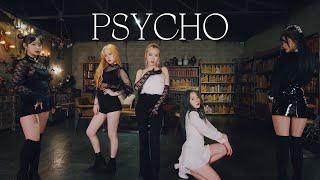 [AB] 레드벨벳 Red Velvet - Psycho | 커버댄스 DANCE COVER