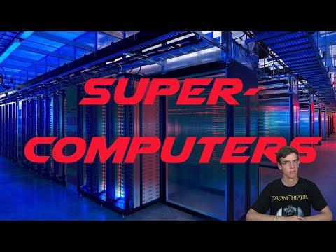 SUPERCOMPUTER: Cosa sono e Come sono fatti