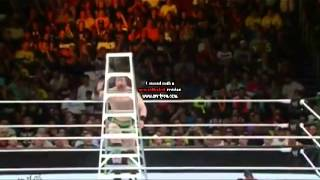 WWE Money in the Bank 2013 - Raw Money in the Bank Full Match