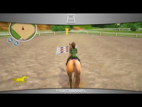 Saddle Club Игра