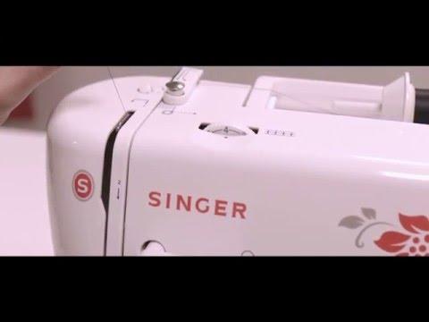 Uitleg Singer 8280P