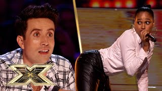 Download AUDITIONS WITH SHOCKINGLY GOOD DANCE MOVES! | The X Factor UK