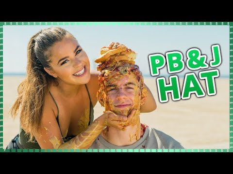 PB&J Hairstyle Challenge!  Do It For The Dough w/ Tessa Brooks and Chance Sutton
