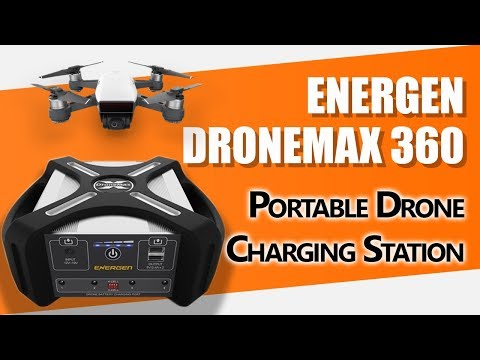 dronemax-360---portable-drone-charger-|-more-fly-time-for-all-dji-mavic-drones-|-energen