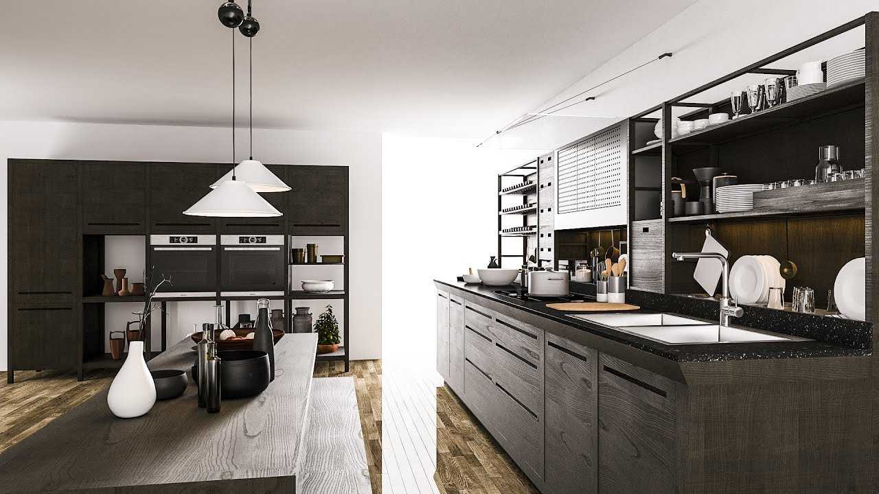 3ds max render - 3ds max vray render - vray settings - Interior ...